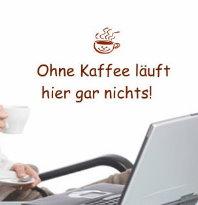 Ohne Kaffee 60 x 50