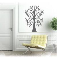 Glücksbaum 30x60